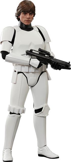 Star Wars Luke Skywalker Stormtrooper MMS304 Escala 1/6 - Hot Toys