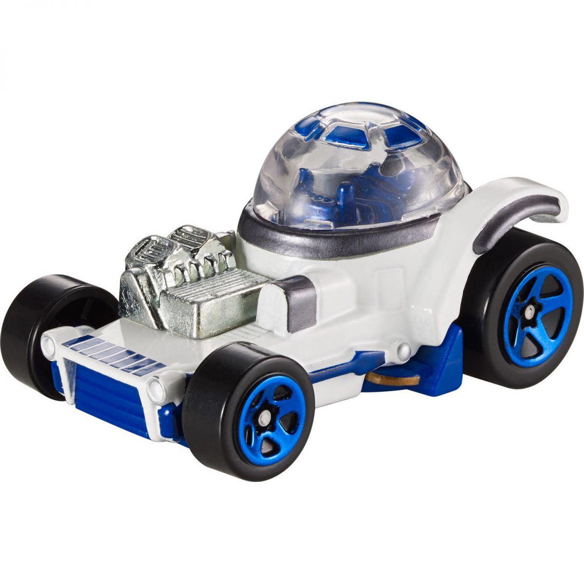 Star Wars: R2-D2 - Hot Wheels