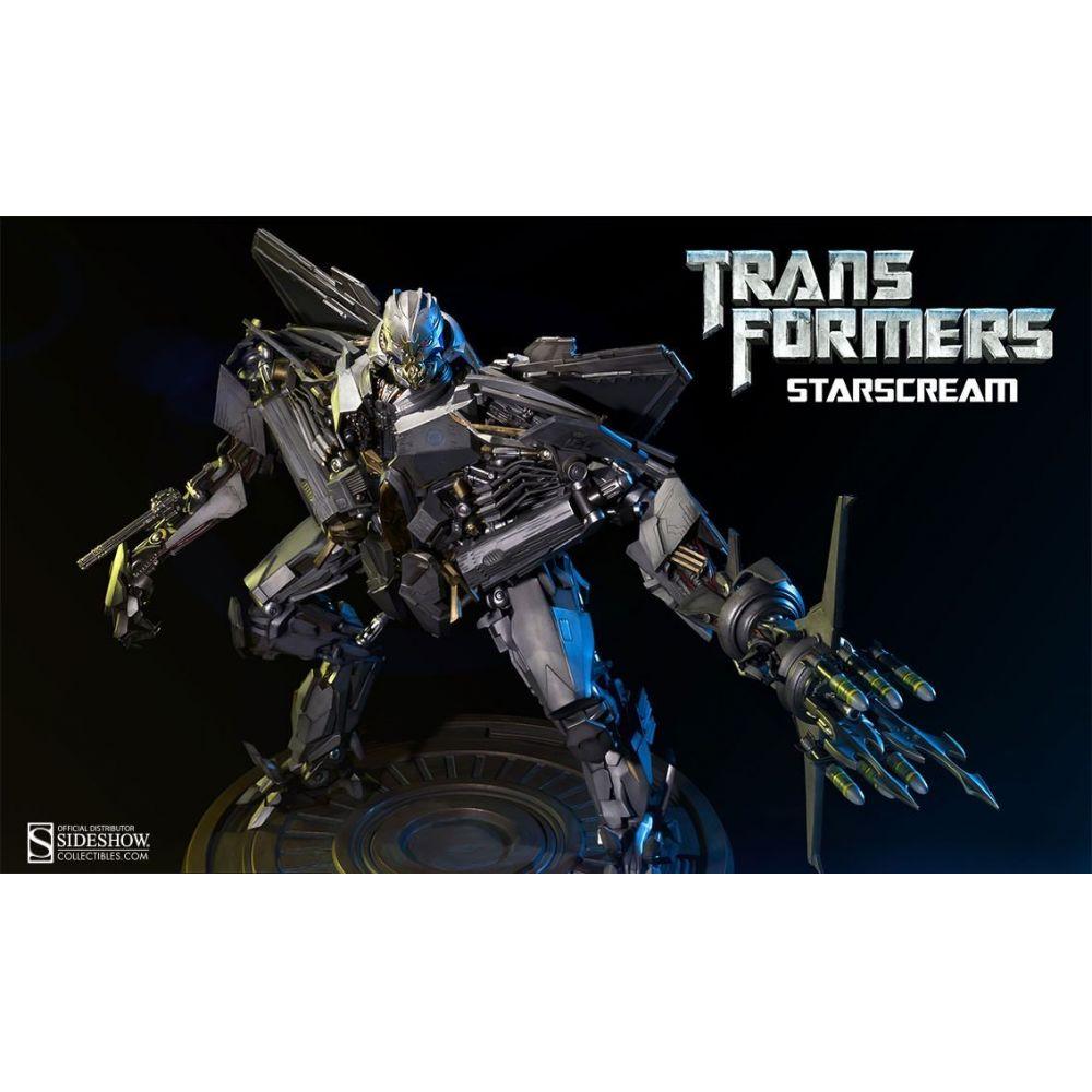 Starscream Transformers Estátua - Sideshow
