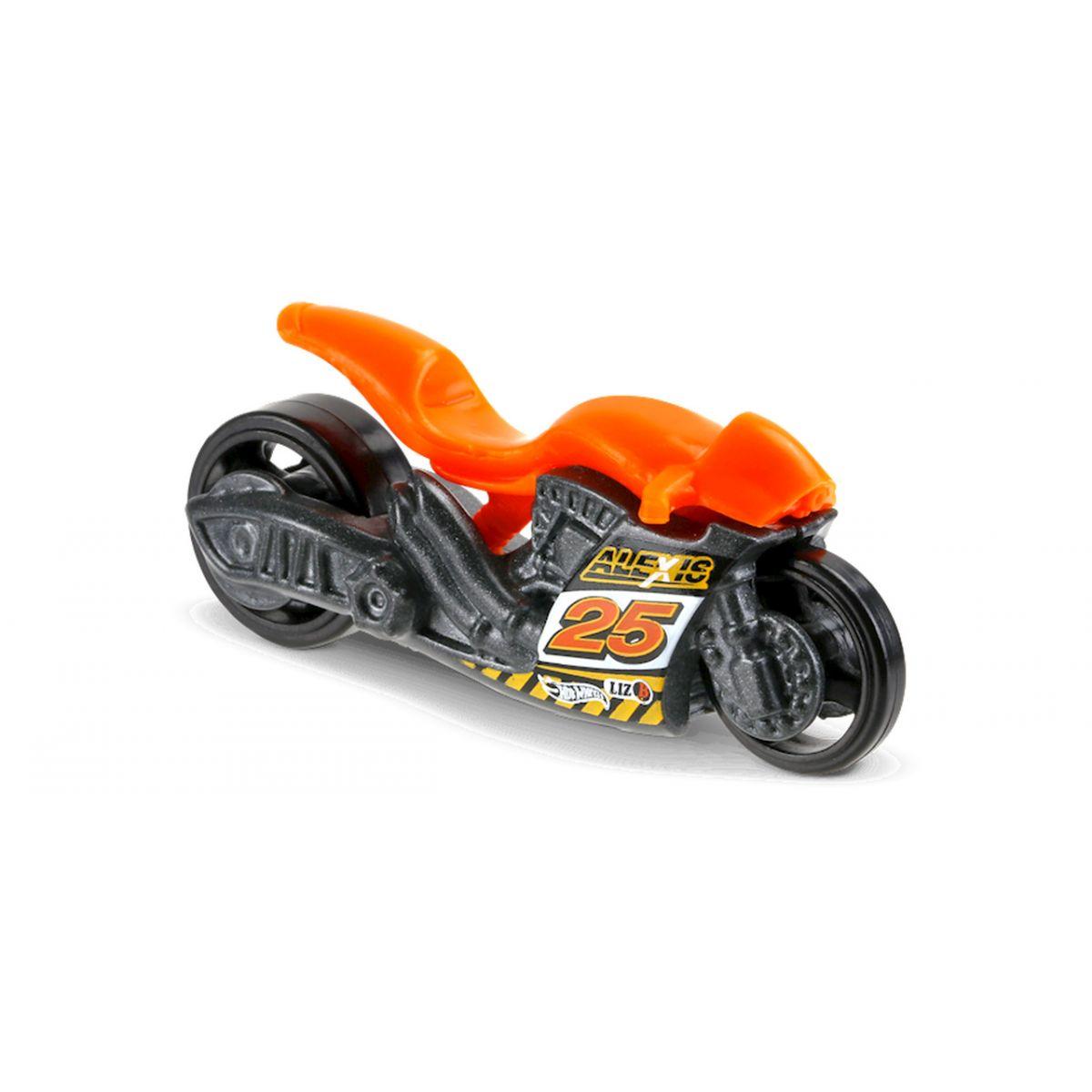 Street Stealth Moto - Hot Wheels