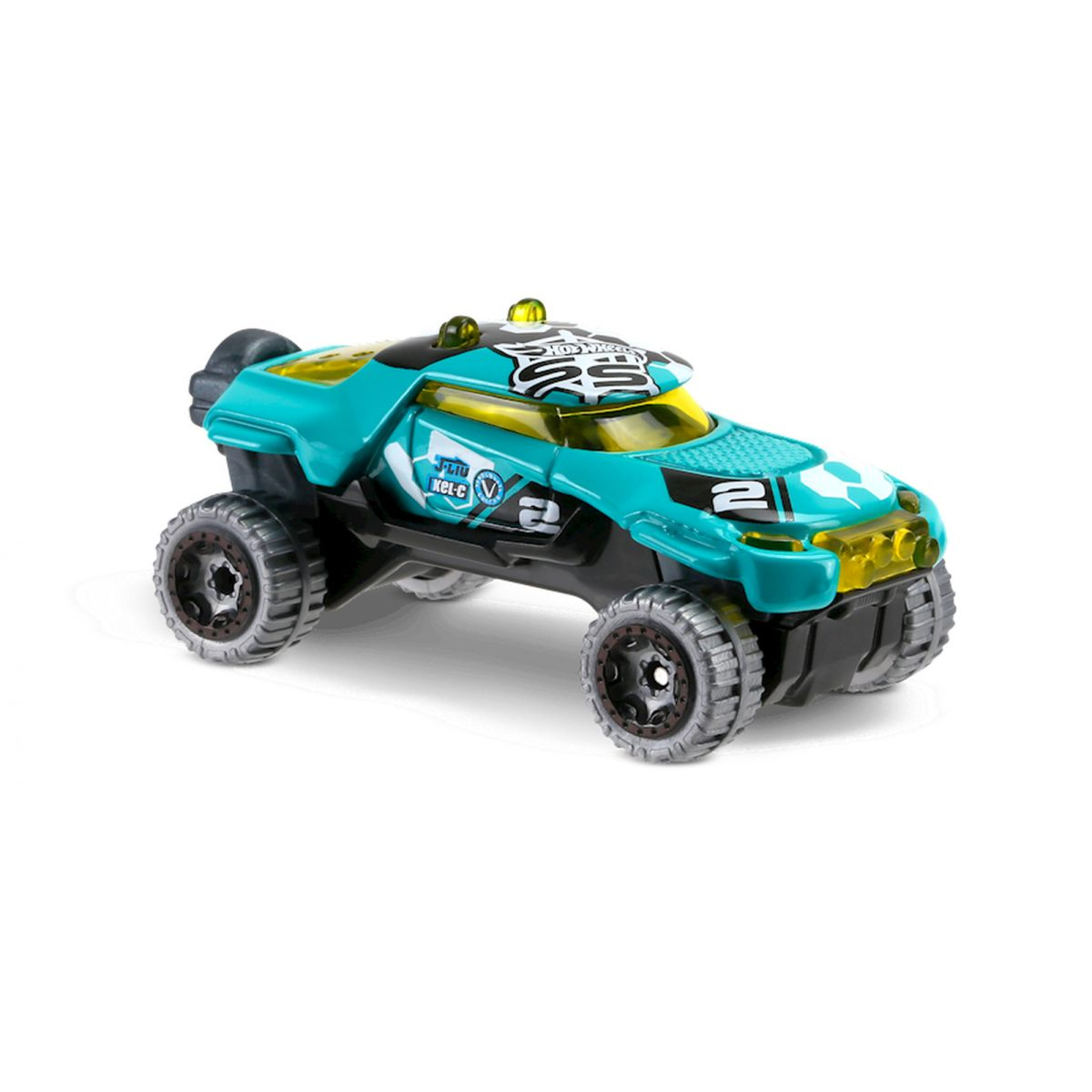 Terrain Storm - Hot Wheels