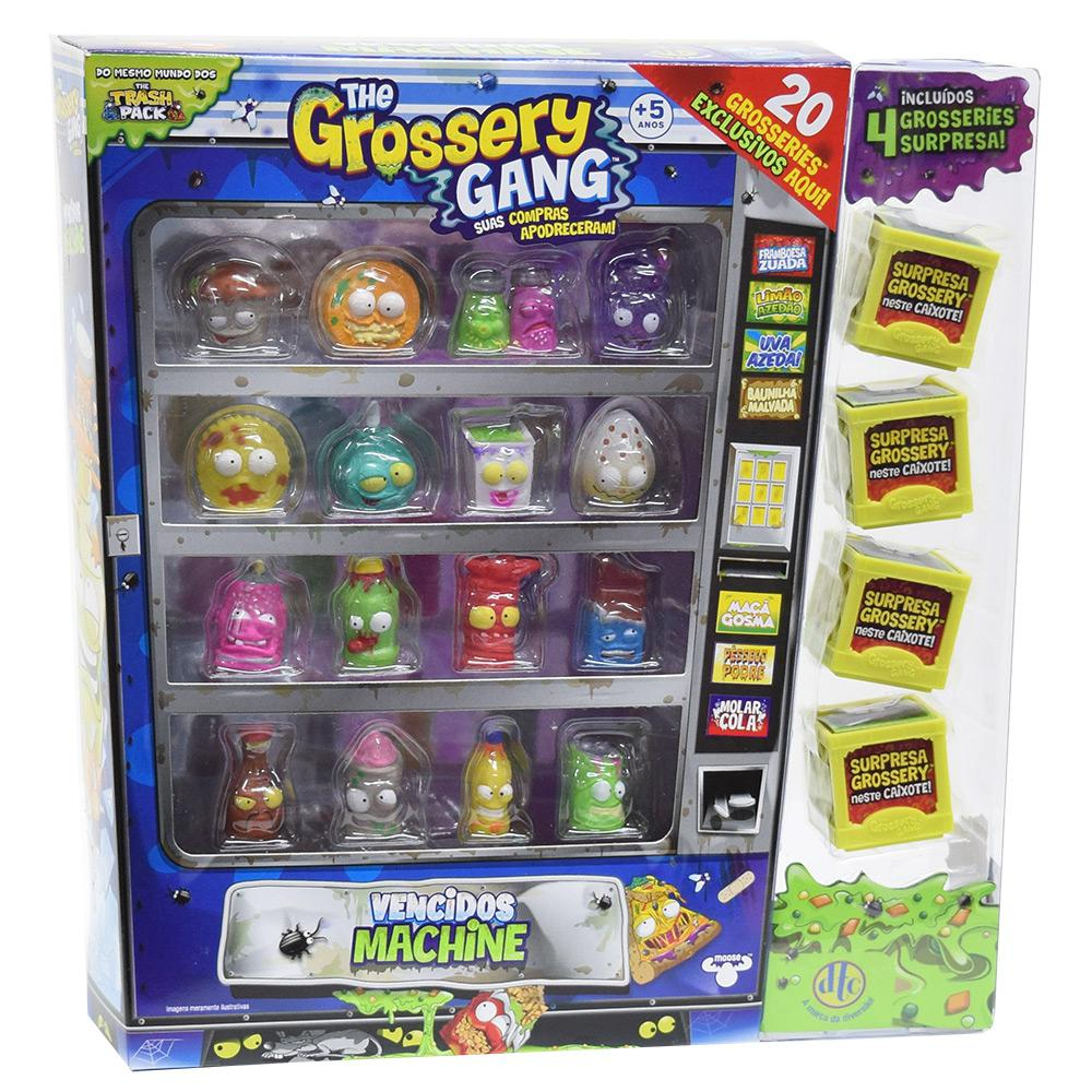 The Grossery Gang: Vencidos Machine - DTC