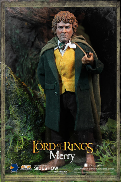 The Lord Of The Rings: Merry and Pippin Set Escala 1/6 - Asmus Toys