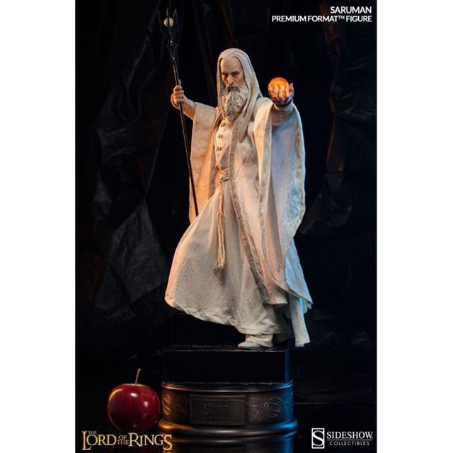 The Lord Of The Rings Saruman Premium Format 1:4 - Sideshow