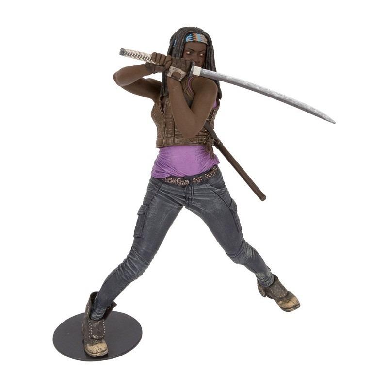 The Walking Dead Michonne 25cm Deluxe - McFarlane
