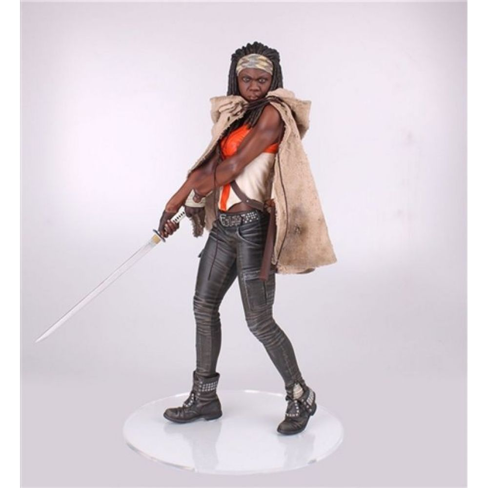 The Walking Dead Michonne Estátua 1/4 - Gentle Giant