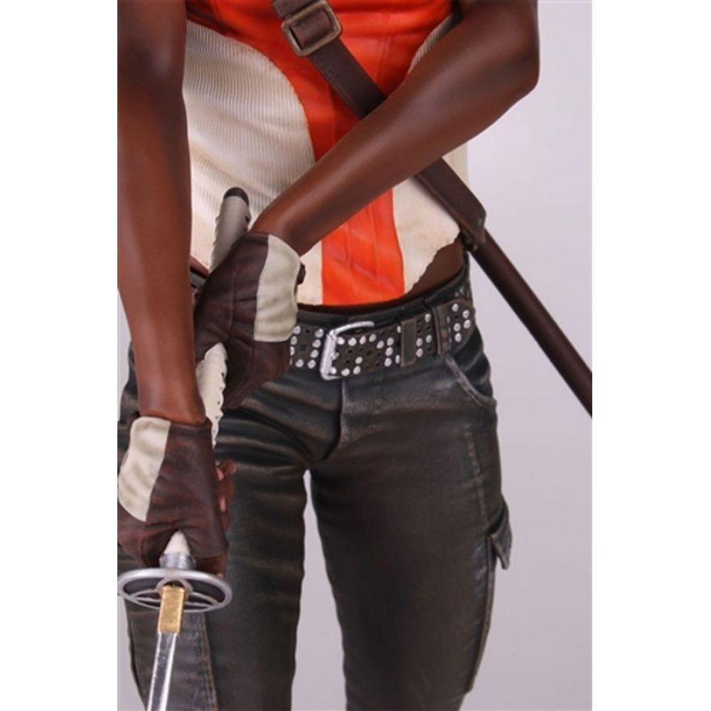 The Walking Dead Michonne Estátua 1/4 - Gentle Giant