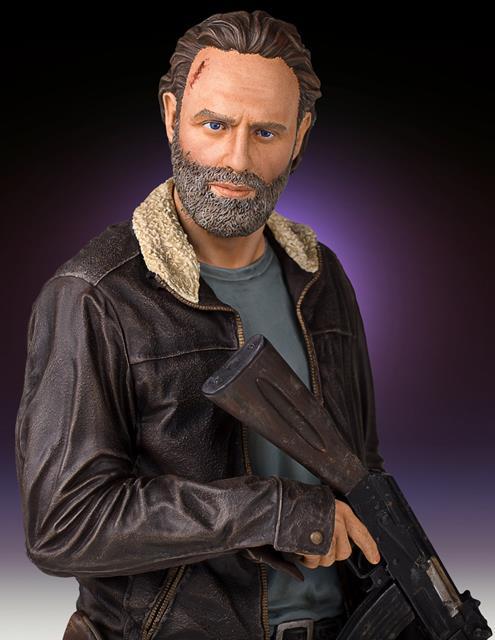 The Walking Dead Rick Grimes Estátua 1/4 - Gentle Giant