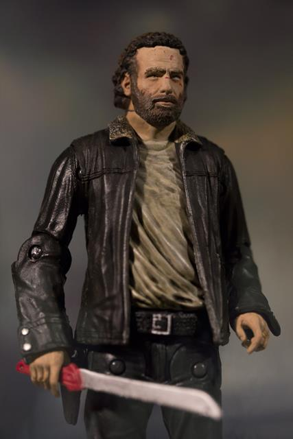 The Walking Dead: Rick Grimes Series 8 - McFarlane