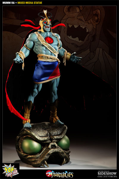 Thundercats: Mumm-ra Estátua Escala 1/4 - Pop Culture Shock
