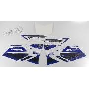 Kit Adesivos Xtz 125 2012 Azul 10356