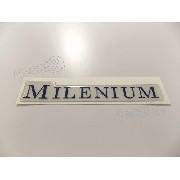 Adesivo Emblema Vectra Milenium Vtr001