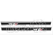 Adesivo Chevrolet Vectra Faixa Lateral 3m Gtx004