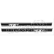 Adesivo Chevrolet Vectra Faixa Lateral 3m Gtx003