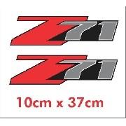 Adesivo Chevrolet Z71 Ofrz712