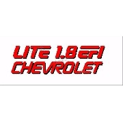 Adesivo Chevrolet Kadett Lite 1.8 Efi Porta Mala Kdtlt3