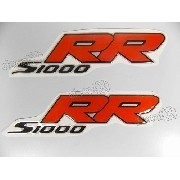 Emblema Adesivo Resinado Bmw S1000 Rr Res16