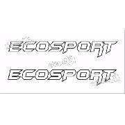 Adesivo Faixas Ford Ecosport 3m Eco007