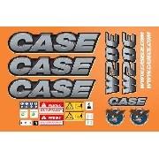 Kit Adesivos Case W20e 2012 Em Diante W20e12