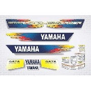 Kit Adesivo Jet Ski Yamaha Wave Raider Jtki16