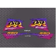 Kit Adesivos Suzuki Dr 650 Dr650 1996 Dr001