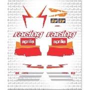 Kit Adesivo Aprilia Rs50 Racing Rs006