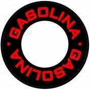Adesivo Portinhola Tanque Gasolina Volkswagen Voyage