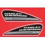 Adesivo Tanque Harley Davidson Sportster 883r Hdsxl001