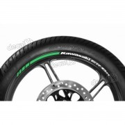 Adesivos Friso Refletivo Roda Moto Kawasaki Er-6n Fri01