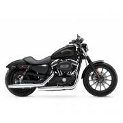 Adesivos Harley Davidson Iron 883 Preta