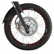 Kit Adesivo Friso Refletivo Roda Moto Yamaha Xtx Fri34