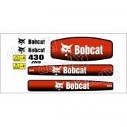 Kit Adesivos Bobcat 430 Decalx