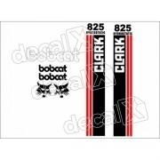 Kit Adesivos Bobcat 825 Decalx