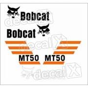 Kit Adesivos Bobcat Mt50 Decalx