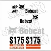 Kit Adesivos Bobcat S175 Decalx