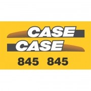 Kit Adesivos Case 845 - Decalx