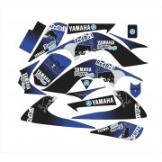 Kit Adesivos Quadriciclo Yamaha Raptor 700r 0,50mm 3m Yh041