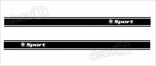 Adesivo Faixa Lateral Bmw X5 Sport X54