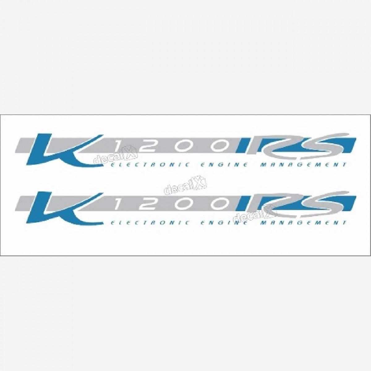 Emblema Adesivo Bmw K1200rs Par Decalx
