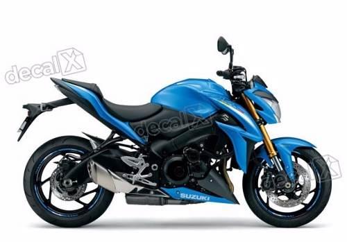 Kit Adesivos Friso Refletivo Roda Moto Bmw S1000r Fri031