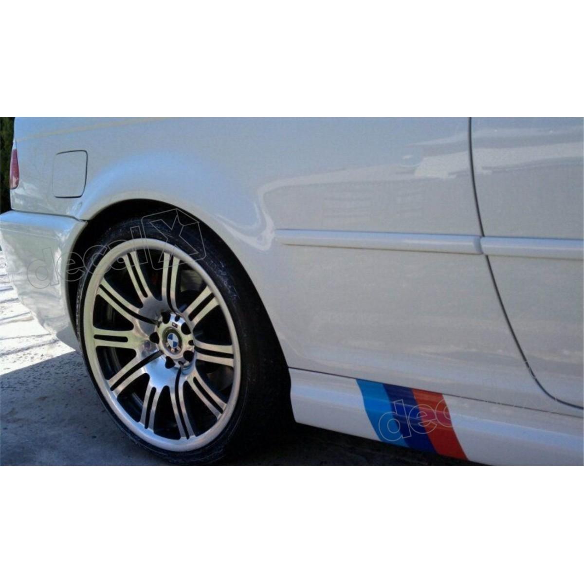 KIT FAIXAS LATERAIS BMW BW36