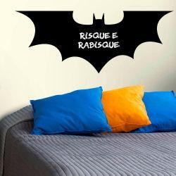 Adesivo de Parede Lousa Batman