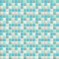 Adesivo para Azulejo Pastilha 3D Praia