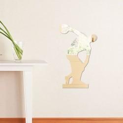 Espelho Decorativo Discobolus