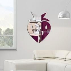 Espelho Decorativo Morango