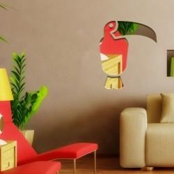 Espelho Decorativo Tucano
