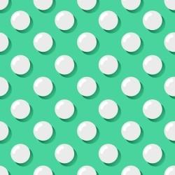 Papel de Parede 3D Bubbles