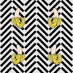 Papel de Parede Bananinhas