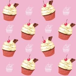 Papel de Parede Mini cake