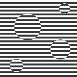 Papel de Parede Ótica Geométrica